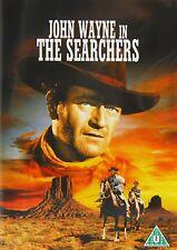The Searchers 1956 John Wayne 1 Disc DVD Western Movie Region 2