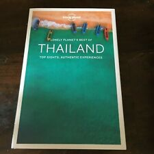 NEW, LONELY PLANET. THAILAND. WITH MAPS. 9781786571861
