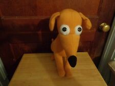 THE SIMPSONS CARTOON MATT GROENING SANTAS LITTLE HELPER RACETRACK GREYHOUND DOG