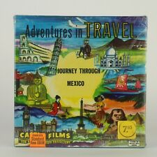 NEW/Sealed Castle Films #262 Adventures In Travel - JOURNEY THROUGH MEXICO (8mm)