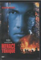 Menace Toxique Dvd Steven Seagal