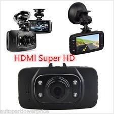"HDMI 2.7"" Full Hd Auto Videocamera G-Sensor Visione Notturna Dash Cam Recorder 1080p"