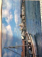 H1e Postcard Unused Old Undated Limassol Sea Front Cyprus