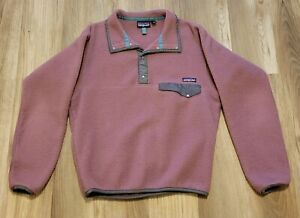 Patagonia Women's Snap Pullover Size Small