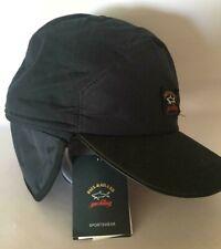 NEW Paul & Shark Hat Baseball Cap Winter  Berretto BLUE NAVY  XL