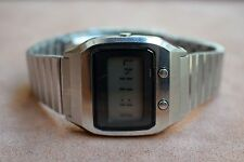 SEIKO  0674-5009 QUARTZ LC VINTAGE WATCH FROM THE SEVENTIES