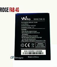 BATTERIA per Wiko Ridge Pulp Fab 4g 2800 MAH 5260