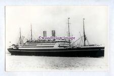 pf7682 - Canadian Pacific Liner - Empress of Scotland , built 1905 - photograph