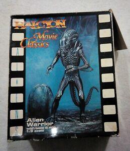Halcyon Alien Warrior Model Kit