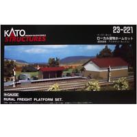 Kato 23-221 Rural Freight Platform Set - N