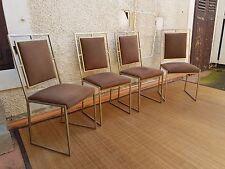 Série de 4 chaises circa 1970 - Vintage Chairs Rizzo Rega ?