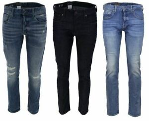 G-Star Jeans Homme 3301 Slim Fit