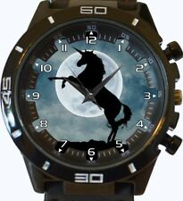 unicornio estilo nuevo regalo único reloj de pulsera GB Vendedor
