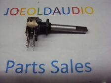 ALPS Potentiometer Bass or Treble Control 100K Ohm Part # 220369-5. Tested.***