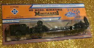 ROCO MINITANKS #179/80 US TANK TRANSPORTER