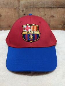 FC Barcelona Cap | Official Licensed Product | One size | FC  Barça Soccer Hat