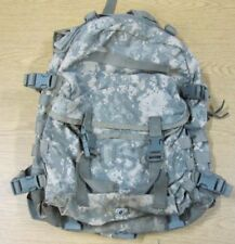 Genuine Issue Acu Assault Military 3 Day Back Pack Molle 2 Nice Shape No Damage