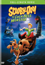 Scooby Doo And The Loch Ness Monster (Dvd,2004)