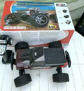 REELY  RC  SUPERSONIC  MONSTERTRUCK   1:10