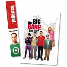 The Big Bang Theory - Notebook with Bookmark Set