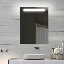 Badezimmerspiegel Badspiegel Wandspiegel Lichtspiegel mit LED Beleuchtung 60x80
