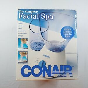 Conair Moisturizing Mist Complete Facial Spa or Respiratory Therapy No. 3702!