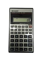 Sharp EL-531A Scientific Calculator (Brand New!)