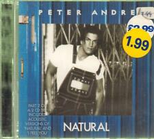 Andre Peter(CD Single)Natural-New
