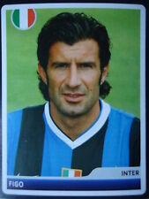 Panini 134 Figo Inter Mailand UEFA CL 2006/07