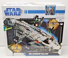 2008 STAR WARS Legacy Collection MILLENNIUM FALCON 2.5 FEET NIB SEALED