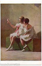 SALON DE PARIS. C. ROUSSEL. COMPARAISON JOLIES FEMMES. WOMEN. EROTIC. éROTIQUE.