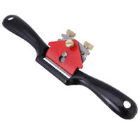 9 Inch Woodworking Cutting Edge Spoke Shave Plane Spokeshave Handy Tool