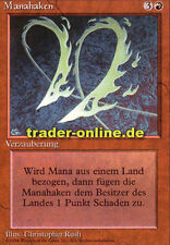 Manahaken (Manabarbs) Magic limited black bordered german beta fbb foreign deuts