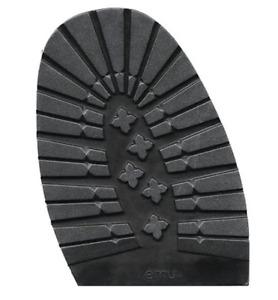 EMU TANK HALF SOLES Size 2 (3mm) Shoe Repair