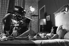 Photo originale Jeanne Goupil Marie-poupée tournage nudité sexy caméra
