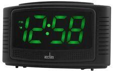 Orologi e sveglie da casa nero digitale in plastica