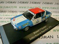 GOR15T 1/43 saga GORDINI atlas ELIGOR : Renault 17 Rallye Press regardless 74