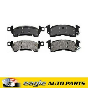 CHEVROLET C20 FRONT BRAKE PADS 1978 # D052MX
