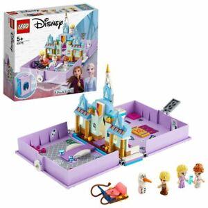 Lego Disney Princess Anna and Elsa's Storybook Adventures (43175)