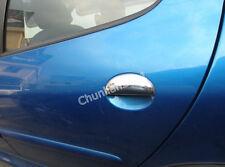 Chrome Door Handle Cover Trim for 2004-2010 PEUGEOT 206 (4pcs)