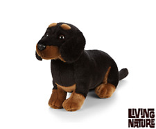 Living Nature AN462 Pets Dachshund Plush Toy
