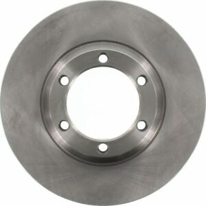 TRW Brake Rotor Front DF7267S fits Holden Rodeo RA 3.0 TD (TFR77)