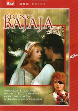 Princ Bajaja 1971 Magda Vasaryova Czech Fairy tale DVD