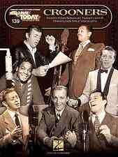 """CROONERS"" E-Z PLAY TODAY #139 PIANO MUSIC BOOK BRAND NEW ON SALE SONGBOOK!!"