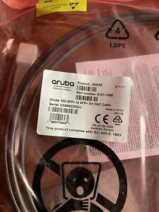 HEWLETT PACKARD J9283D Aruba 10g SFP+ to SFP+ 3m DAC Cable, 8121-1298