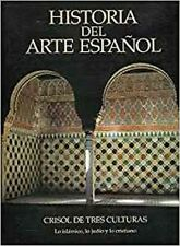 HISTORIA DEL ARTE ESPAÑOL VOL. III - PLANETA / LUNWERG