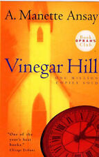 Vinegar Hill by A. Manette Ansay (Paperback, 2000) - Fast Dispatch