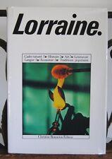 █ LORRAINE : Cadre naturel Histoire Art Littérature ... █