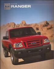 2006 06 Ford Ranger Original Sales Brochure