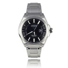 Citizen Super Titanium Eco-Drive BM6930-57E Herrenuhr Neu und Original